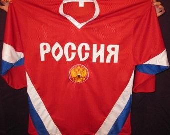 Panarin 27 Ice Hockey Replica Russian Hockey Jersey embroidered