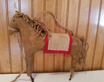 Primitive Horse Wall Hanging