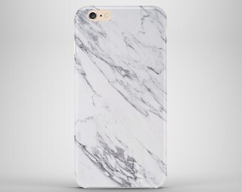 WHITE MARBLE, iPhone 6s marble case, iPhone 6 marble case, iPhone 7 marble case, iPhone 7, white marble, iPhone 6 plus marble, iPhone 7 plus