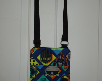Doctor Who Crossover Purse