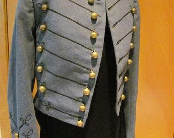 St. John's Military Academy cadet uniform 1918