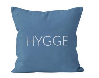 45 colors Hygge Pillow Cover, Hygge Cushion Cover, Danish Hygge Inspired Home Decor, Minimal Scandinavian Scandi Nordic Home Decor