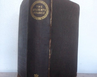 Antique Book. The Student's France, A History of France by William Smith. 1865.