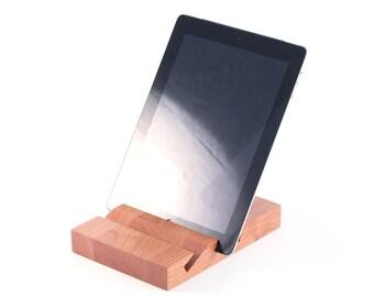 iPad stand - Cherry
