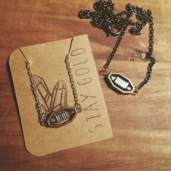 The Glyph Necklace