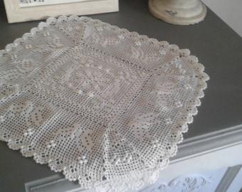 Doily crochet Butterfly