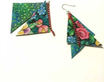 Angle Earrings 3