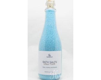 Island Fresh Bath Salts Soak - Salt Soak, Bath Soak, Detox, Detox Bath, Detox Tea, Relaxation Gifts, Relax Soak Unwind