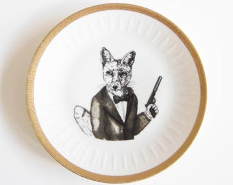 fox wallplate