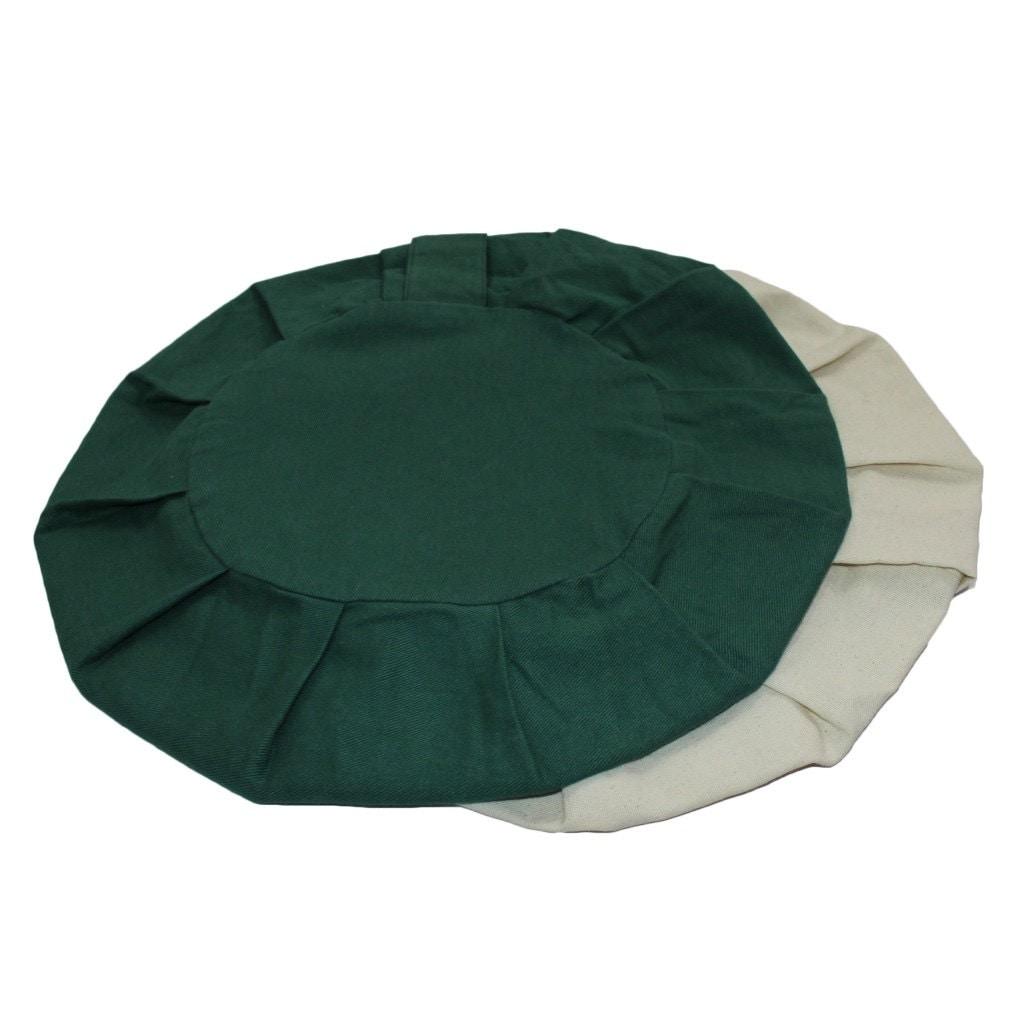 Zafu Cushion Cover Cotton Meditation /Yoga Practice