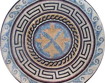 Floral Mosaic Designs - Florance