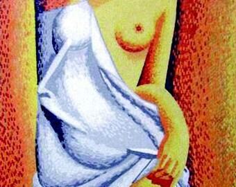 Mosaic Art - Ahalya