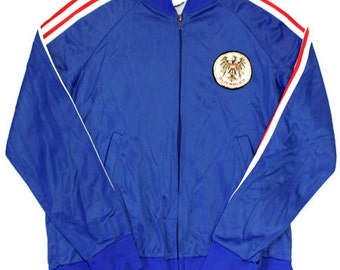 70s vintage ATP adidas jacket made in austria