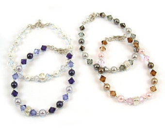 Collectible Swarovski Crystal Bracelets