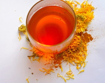 Gold Turmeric Tea