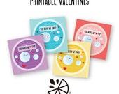 Rainbow Bubble Valentine ...