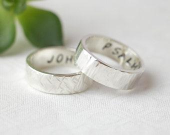 Christian Jewelry For Men, Christian Jewelry For Women, Christian Rings, Baptism Gift, Religious Ring, Promise Ring For Guys Girls, TLW