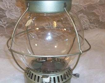 Vintage Ship Boat Marine Nautical Onion Oil Lamp Lantern