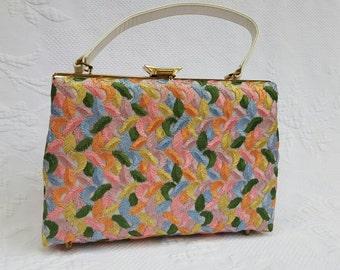 Vintage STYLOCRAFT MIAMI purse