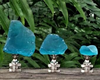 Sea glass lampshade | Etsy