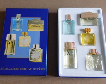 """The best perfumes in Paris"" box"