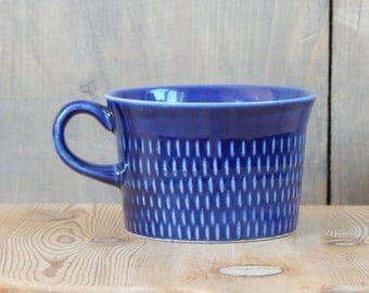 Vintage Stavangerflint Norway Ceramic Cup Scandinavian Tableware 1960s