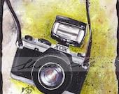Camera Print, Photographe...