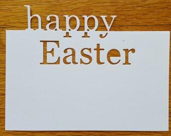 Grand Happy Easter Die Cuts