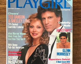 Playgirl 1984January