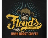 Phish Fee Floyd's Coffee Full Color Lot Shirt   Men's