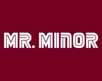 Phish Harry Hood Mr (Robot) Minor White | Men's