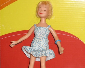 """1965 Deluxe Reading """"Go-Go Gals"""" Doll (6.5 inches tall)"""