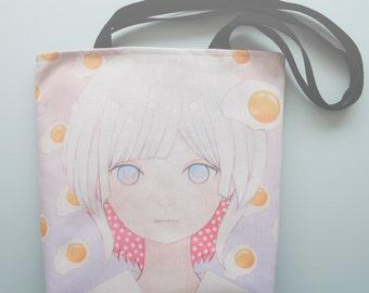 Silence egg-san egg if you increase the tote bag