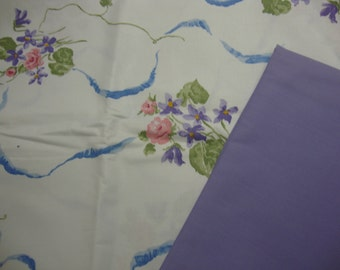 Lot 7 fabric country garden bouquet