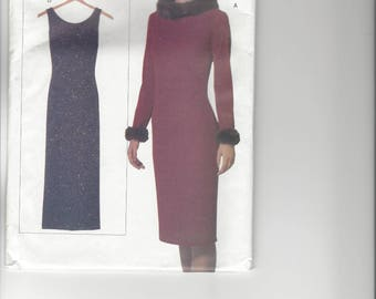 Vogue Elements Pattern 9940 sizes 6-24 CUT