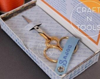 Embroidery Scissors Maison Sajou Gilded Heart Model/Sajou Shears/Embroidery Shears/Chenille Scissors/Knitters Scissors/Beading Scissors