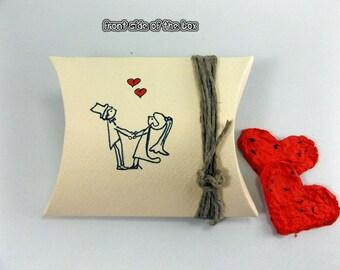 Custom Wedding Favors for Cristina - set of 120