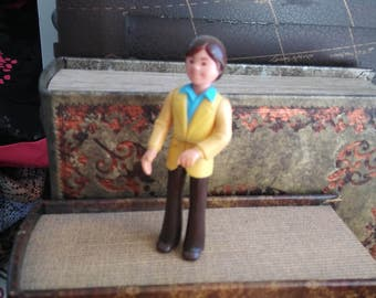 Vintage Fisher Price Dollhouse Dad