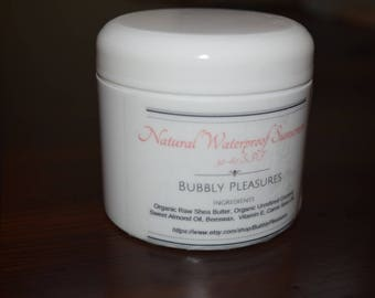 Natural Waterproof Sunscreen