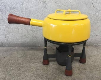 Vintage Mid Century Jens Quistgaard for Dansk Fondue Pot (EKHHV5)