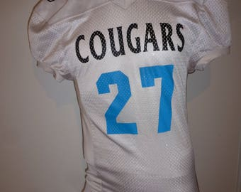 American apparel cougars uniforms teamwork athletic Soccer Jersey