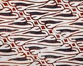 Vintage handprint Indones...