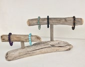 Double Driftwood Bracelet Holder