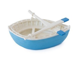 Fairy Garden  - Row Boat - Miniature