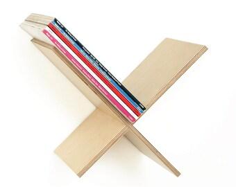 X-shelf, modular shelving system