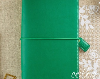 "WP travelers notebook ""green"""