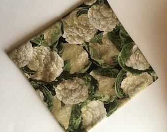 Microwave Baked Potato Bag - potato cooker - cauliflower fabric