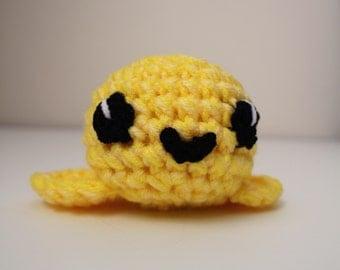 Crochet Popcorn Food Plushy/Stress Ball