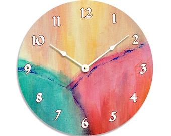 Kitchen clock | Etsy