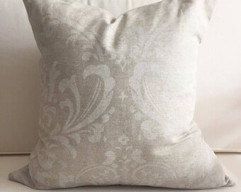 Pillow Cover, Neutral Pillow Cover, IVY